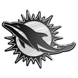 Miami Dolphins Auto Emblem