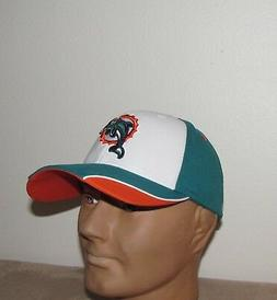 MIAMI DOLPHINS Baseball Hat NFL Football Adult One Size NEW