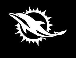 Miami Dolphins Vinyl Sticker / Decal * NFL * AFC * Football