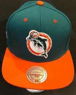 Mitchell&Ness Miami Dolphins SnapBack Hats