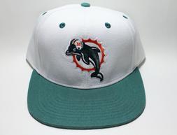 NFL Miami Dolphins Team Apparel Reebok Vintage Snapback Hat